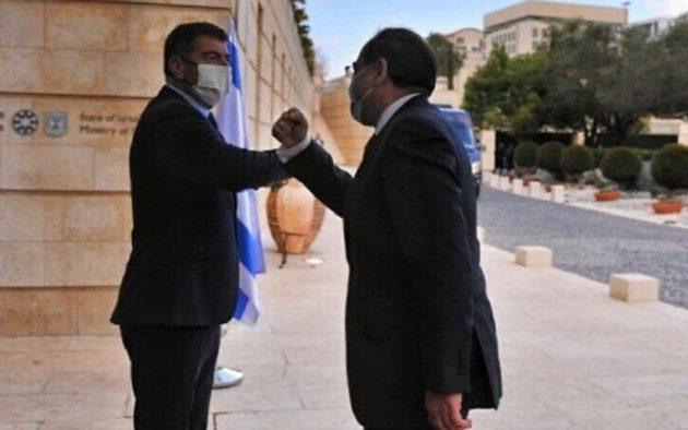 Ο υπουργός Ενέργειας της Αιγύπτου στο Ισραήλ: «Μήνυμα ενότητας απέναντι στην Τουρκία»