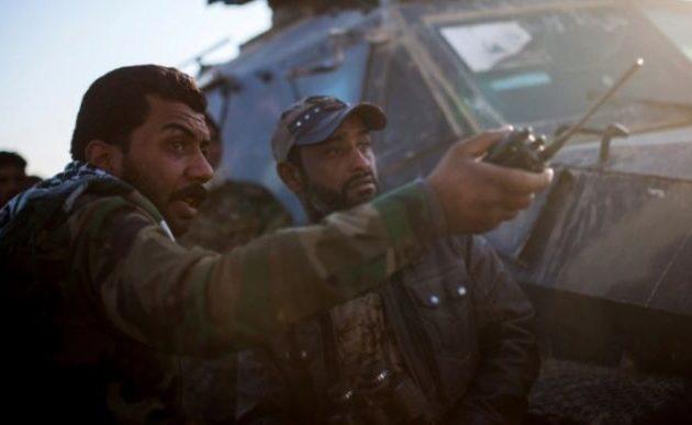 Το Ισλαμικό Κράτος επιτέθηκε στον ιρακινό στρατό στη Ντιγιάλα