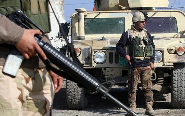 Ιρακινές δυνάμεις ασφαλείας επιτέθηκαν σε συνάντηση ανδρών του Ισλαμικού Κράτους βόρεια της Βαγδάτης