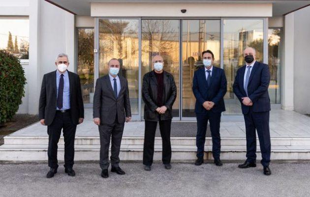 Ο πρέσβης του Ισραήλ στις εγκαταστάσεις της INTRACOM DEFENSE – Ενημερώθηκε για προοπτικές συνεργασίας