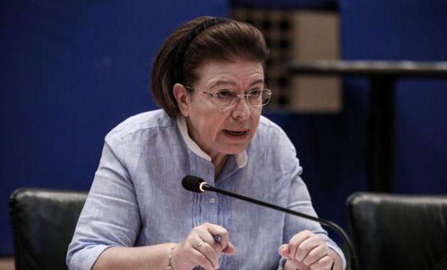 ΣΥΡΙΖΑ: Η Μενδώνη λειτουργούσε υπό τις οδηγίες του Μητσοτάκη