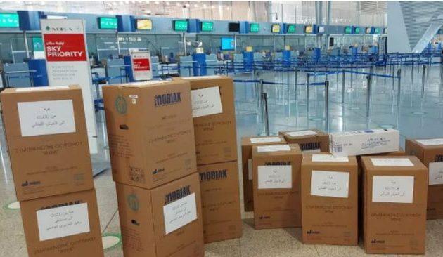 14 συσκευές οξυγόνου έστειλε στον Λίβανο η Ελληνολιβανική Πολιτιστική Ένωση