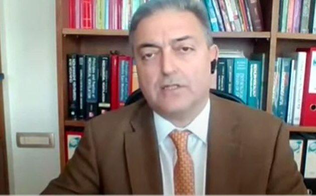 Βασιλακόπουλος: Σίγουρο το τέταρτο κύμα – Θα αφορά τους ανεμβολίαστους