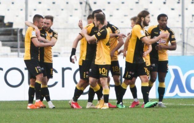 Κύπελλο Ελλάδας: ΑΕΚ-Βόλος 4-2