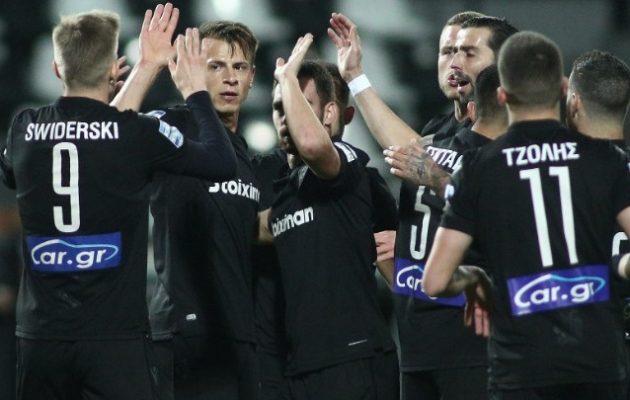 Κύπελλο Ελλάδας: ΠΑΟΚ-Λαμία 5-2