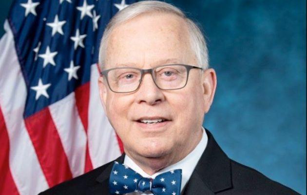Πέθανε Αμερικανός βουλευτής από κορωνοϊό