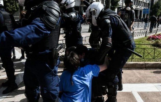 ΜέΡΑ25: «Όργιο βίας και καταστολής κατά ειρηνικών διαδηλωτών στο κέντρο της Αθήνας»