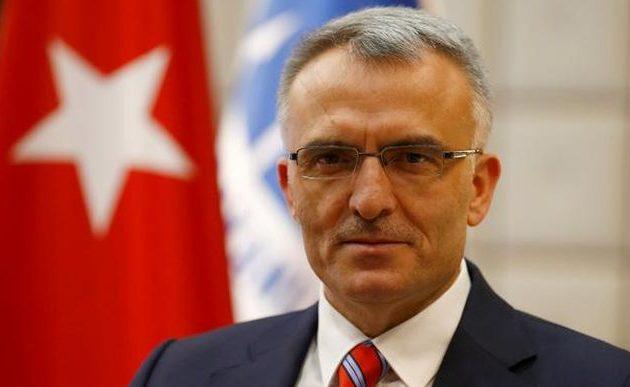 Ο Ερντογάν «αποκεφάλισε» τον διοικητή της Κεντρικής Τράπεζας που διόρισε τον περασμένο Νοέμβριο