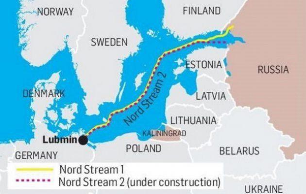 Άντονι Μπλίνκεν: Αν οι Ρώσοι χρησιμοποιήσουν τον Nord Stream 2 ως «όπλο» θα απαντήσουμε