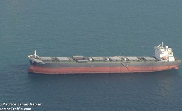 Επιστρέφουν στην πατρίδα Έλληνες ναυτικοί του πλοίου «ANGELIC POWER»
