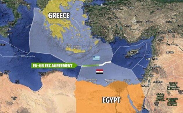 Η Αίγυπτος «δεν έχει καμία πρόθεση» να διαπραγματευτεί ΑΟΖ με την Τουρκία