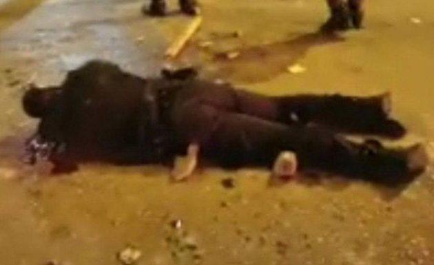 Tι είπε ο ειδικός φρουρός που ξυλοκοπήθηκε στη Νέα Σμύρνη (βίντεο)
