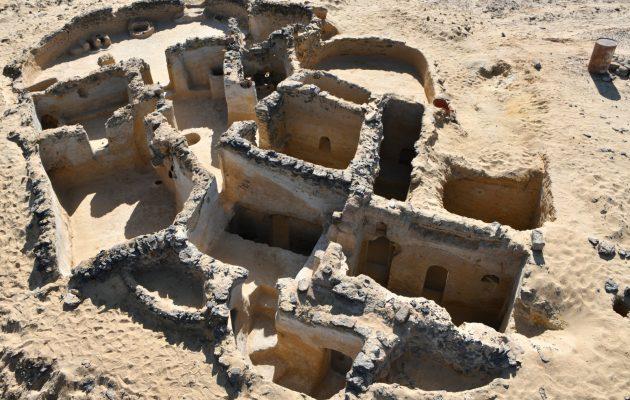 Αίγυπτος: Το παλαιότερο μοναστηριακό μνημείο με ελληνικές τοιχογραφίες