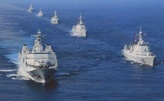 Η Κίνα στέλνει μήνυμα στο ΝΑΤΟ: Εάν εσείς στη Νότια Σινική Θάλασσα τότε εμείς στη Μεσόγειο Θάλασσα
