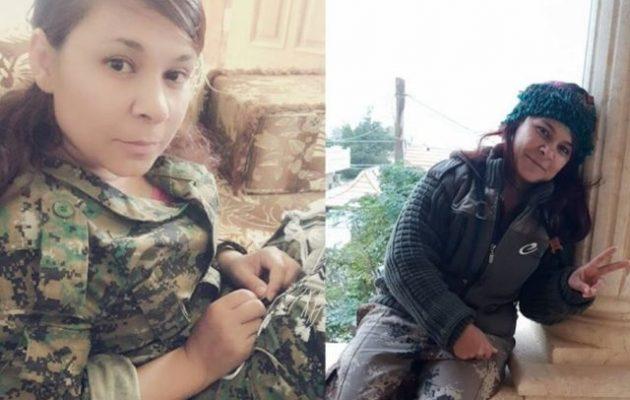Οι Τούρκοι καταδίκασαν σε ισόβια Κούρδισσα των YPJ που πολέμησε ενάντια στο Ισλαμικό Κράτος