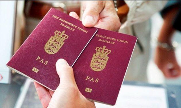 Στην Ελλάδα θα παράγονται τα διαβατήρια Δανίας, Γροιλανδίας και νησιών Φερόε