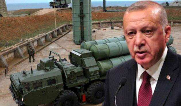 Η Μόσχα άδειασε την Άγκυρα: Δεν φεύγουν οι τεχνικοί των S-400 από την Τουρκία