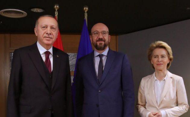 Μισέλ και Ούρσουλα θα έχουν την Παρασκευή τηλεδιάσκεψη με τον Ερντογάν – «Η Άγκυρα παραμένει πρόβλημα»