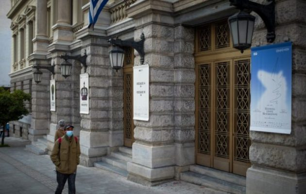 Τι λέει το «Εθνικό Θέατρο» για την παραίτηση Λιβαθινού