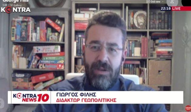 Γιώργος Φίλης: Έπρεπε να αντιδράσουμε όπως το 1987 απέναντι στην Τουρκία (βίντεο)