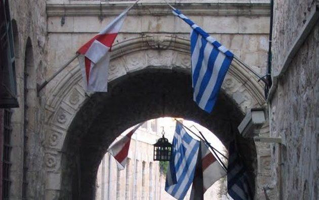 Η Μόσχα θέλει να διώξει τους Έλληνες από την Ιερουσαλήμ – Γεωθρησκευτική μηχανορραφία