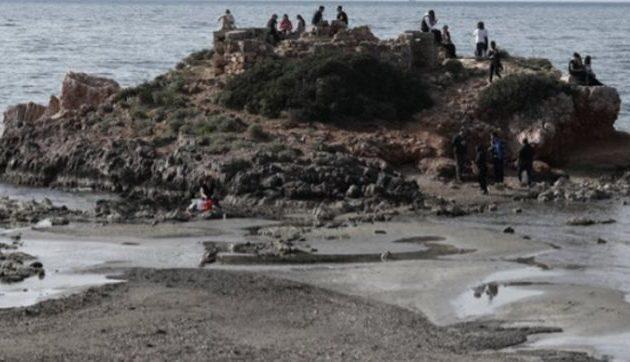 Άμπωτη: Υποχώρησε η θάλασσα σε όλη την Ελλάδα έως και δέκα μέτρα (βίντεο) – Τι λένε οι ειδικοί