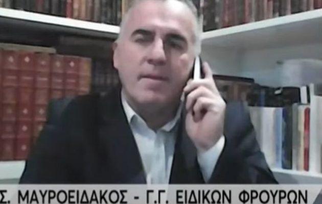 Οι Ειδικοί Φρουροί προκαλούν με ψέματα – Ο Εκπρόσωπός τους μιλά για επίθεση 30 «φανταστικών» αντιεξουσιαστών
