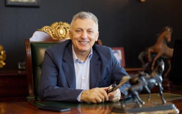 Πέθανε τα ξημερώματα στη Μόσχα ο Έλληνας επιχειρηματίας Μπόρις Μουζενίδης