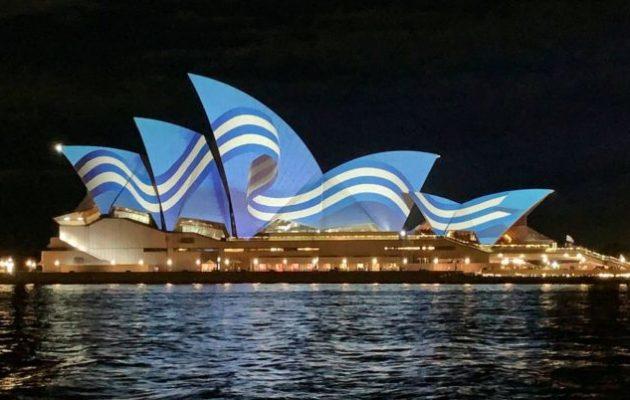 Έτσι φωταγωγήθηκε τελικά η Όπερα του Σίδνεϊ