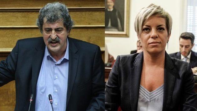 Ο Πολάκης πάει τη Νικολάου στον Εισαγγελέα για 35-40 αναθέσεις