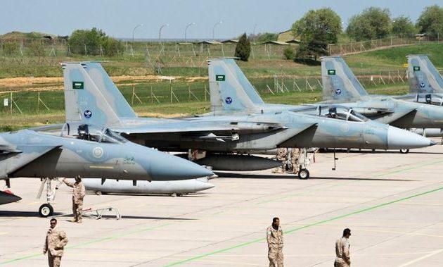 Νέο ηχηρό χαστούκι στον Ερντογάν – Σαουδαραβικά F-15 στη Σούδα