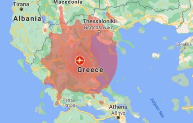 Σεισμός Θεσσαλία: Το ρήγμα του Τυρνάβου δεν έχει δώσει ιστορικά ισχυρότερο σεισμό