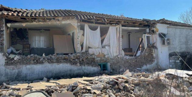 Πέτσας: Άμεση αποζημίωση 600-6.000 ευρώ στους πληγέντες του σεισμού στη Θεσσαλία