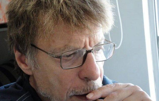 Πέθανε ο δημοσιογράφος Άρης Σκιαδόπουλος σε ηλικία 75 ετών
