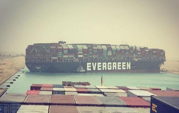 Η Ελλάδα καθόλα έτοιμη να στείλει ειδικά πλοία στη σύμμαχο Αίγυπτο να ανοίξουν τη Διώρυγα του Σουέζ
