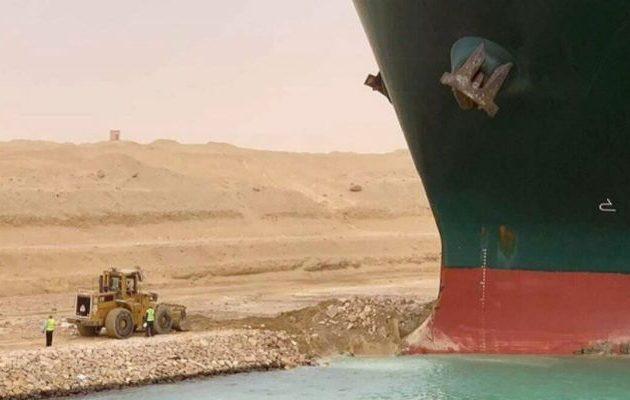 Διώρυγα Σουέζ: Τι λέει ο Ιάπωνας ιδιοκτήτης του πλοίου που «φράκαρε» το κανάλι
