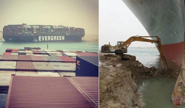 Οι ΗΠΑ προσφέρουν βοήθεια στην Αίγυπτο για να ανοίξει το Σουέζ – Ο περίπλους της Αφρικής έχει πειρατές