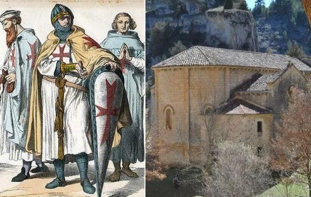 Παρεκκλήσιο «τόπος δύναμης» των Ναϊτών που ίσως «δείχνει» την Κιβωτό της Διαθήκης