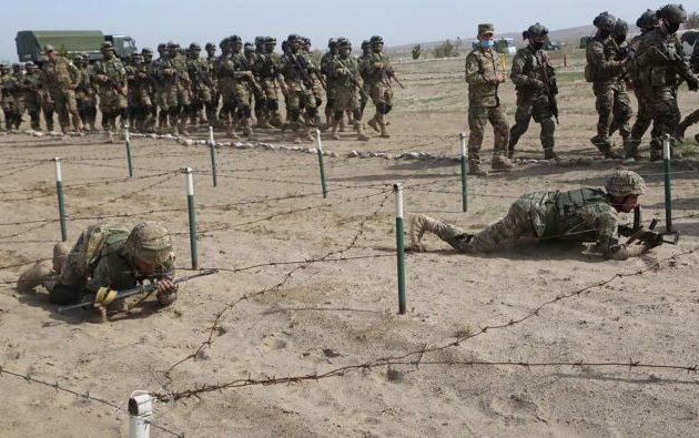 Κοινές στρατιωτικές ασκήσεις Τουρκίας-Ουζμπεκιστάν