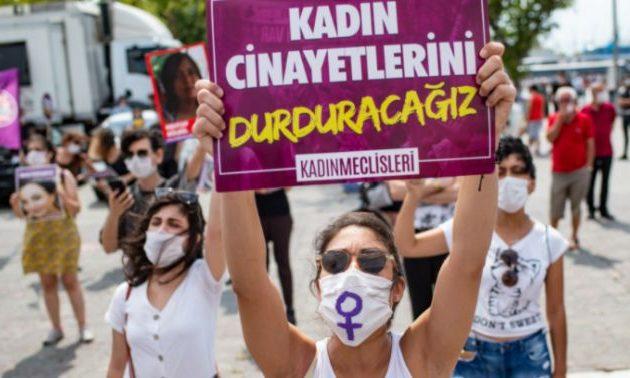 Ο Ερντογάν απέσυρε την Τουρκία από τη Διεθνή Σύμβαση για την καταπολέμηση της βίας κατά των γυναικών