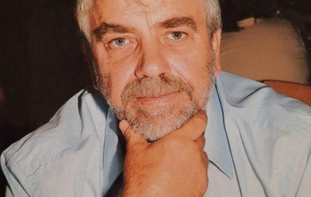 Πέθανε ο δημοσιογράφος Βασίλης Κουλούρης σε ηλικία 65 ετών