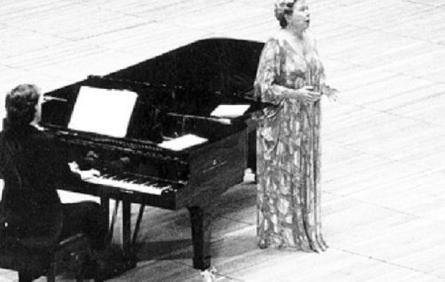 Πέθανε η μέτζο σοπράνο Κρίστα Λούντβιχ, μια από τις μεγαλύτερες φωνές του 20ου αιώνα
