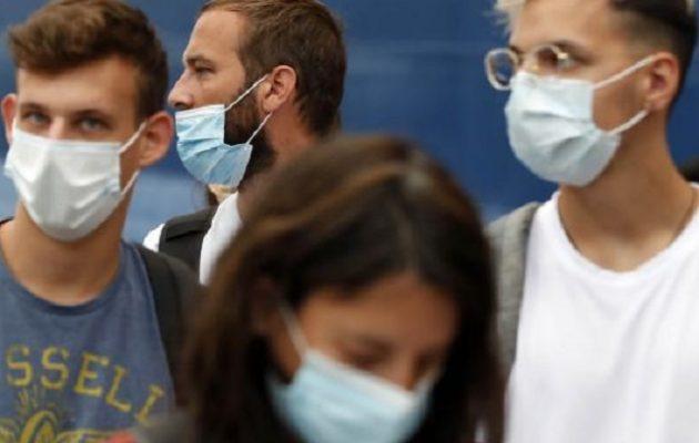 Κορωνοϊός: Είναι απαραίτητες οι μάσκες στους εξωτερικούς χώρους; – Οι ειδικοί αναρωτιούνται