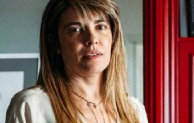 Νεκρή η σκηνογράφος και ενδυματολόγος Έλλη Παπαγεωργακοπούλου σε ηλικία 55 ετών