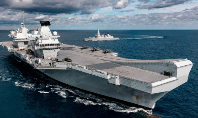 Ψυχρός πόλεμος σε εξέλιξη: Η Βρετανία στέλνει στόλο στη Μαύρη Θάλασσα