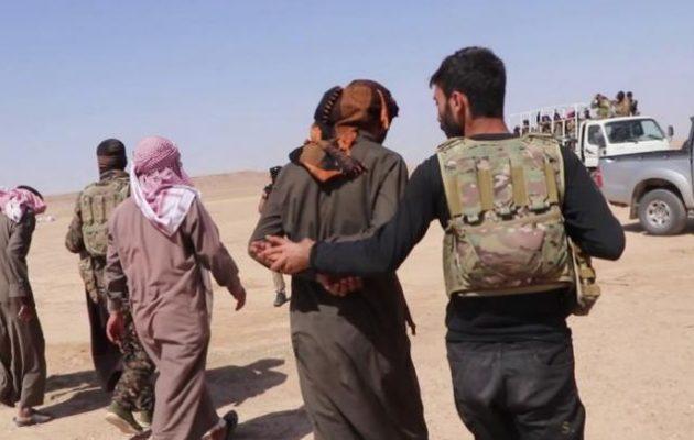 Οι Κούρδοι (SDF) εξάρθρωσαν πυρήνα του Ισλαμικού Κράτους που θα χτυπούσε μέσα στο Ραμαζάνι