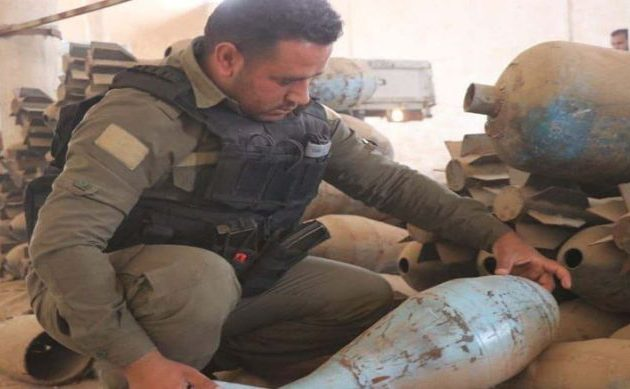 Οι SDF εξάρθρωσαν πυρήνα του Ισλαμικού Κράτους που λάμβανε οδηγίες από την τουρκοκρατούμενη Αλ Μπαμπ