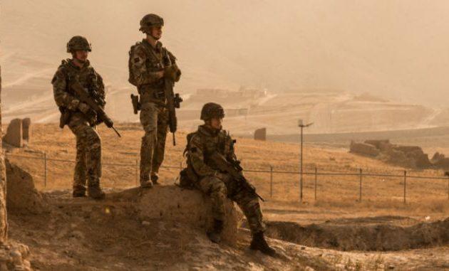 Η Βρετανία θα αποσύρει το σύνολο των στρατευμάτων της από το Αφγανιστάν