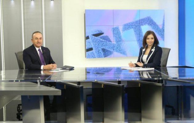 Ο Τσαβούσογλου υποστήριξε ότι τουρκική αντιπροσωπεία θα μεταβεί στην Αίγυπτο