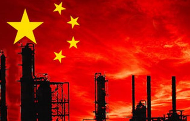 Αφού η Κίνα μας μόλυνε όλους έχει αύξηση βιομηχανικών κερδών 92,3%